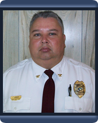 Todd Hinnant, Police Chief