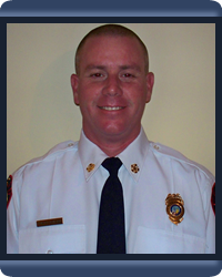 Robert Howard, Fire Chief